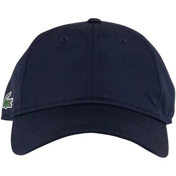 Accessori Uomo Cappellini Lacoste Cappellino con logo blu