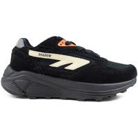 Scarpe Uomo Sneakers basse Hi-Tec HTS SHADOW RGS Black