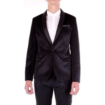 Abbigliamento Uomo Giacche / Blazer Manuel Ritz 2930GR2139-203628 Nero