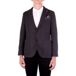 Abbigliamento Uomo Giacche / Blazer Manuel Ritz 2932G2038M-203691 Nero