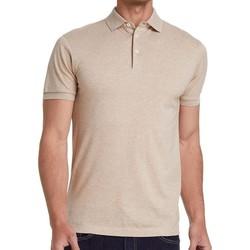 Abbigliamento Uomo Polo maniche corte Hackett HM562390-913 Bianco