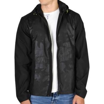 Abbigliamento Uomo giacca a vento Hackett HM402268-999 Nero