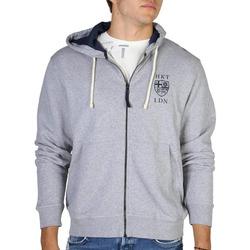 Abbigliamento Uomo Felpe Hackett HM580671-933 Grigio