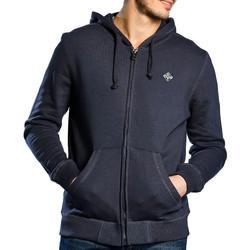 Abbigliamento Uomo Felpe Schott SW085BG Blu