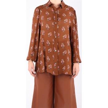 Abbigliamento Donna Camicie Semicouture Y0WT02 A Palazzo Donna Tek Tek