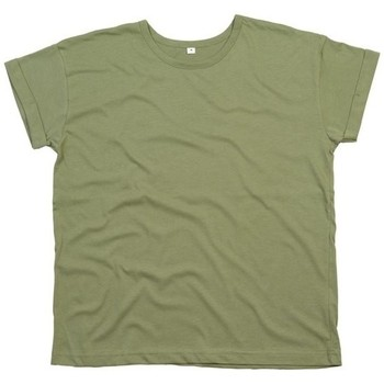 Abbigliamento Donna T-shirt maniche corte Mantis M193 Oliva