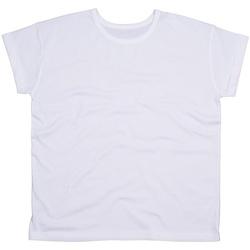 Abbigliamento Donna T-shirt maniche corte Mantis M193 Bianco