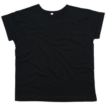 Abbigliamento Donna T-shirt maniche corte Mantis M193 Nero