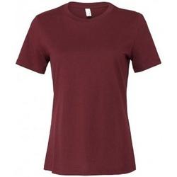Abbigliamento Donna T-shirt maniche corte Bella + Canvas BL6400 Mattone