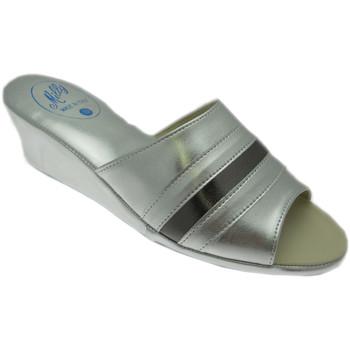 Scarpe Donna Ciabatte Milly MILLY1706arg grigio