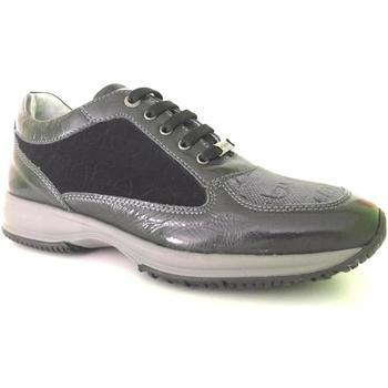 Scarpe Bambina Sneakers basse Byblos Blu ATRMPN-22128 Grigio