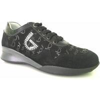 Scarpe Bambina Sneakers basse Byblos Blu ATRMPN-22129 Nero