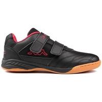 Scarpe Unisex bambino Sneakers basse Kappa Kickoff OC K Nero