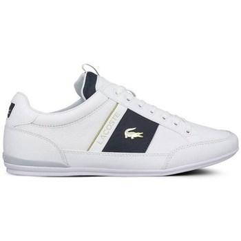 Scarpe Uomo Sneakers basse Lacoste Chaymon Bianco, Nero