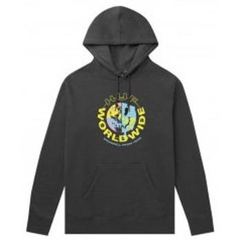 Abbigliamento Uomo Felpe Huf Felpa Oxy P/O Hoodie - Black Multicolore