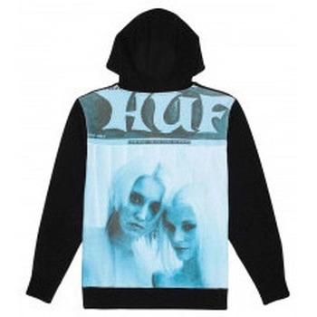 Abbigliamento Uomo Felpe Huf Felpa Vivid P/O Fleece - Black Multicolore