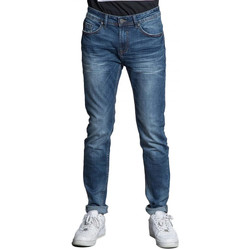 Abbigliamento Uomo Jeans slim Deeluxe JJ8035M Blu