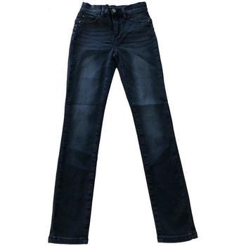 Abbigliamento Bambina Jeans dritti Liu Jo JEANS DENIM Blu
