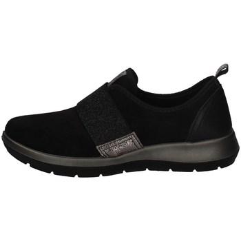 Scarpe Donna Sneakers basse Inblu WG 8 NERO