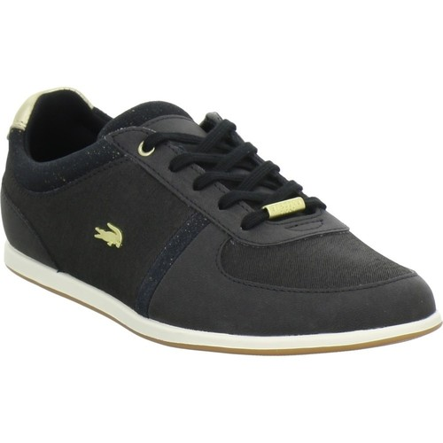 Scarpe Donna Sneakers basse Lacoste Rey Sport Nero