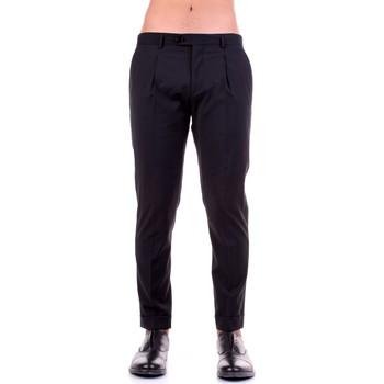Abbigliamento Uomo Pantaloni 5 tasche Manuel Ritz 2930PR1818-203535 Nero