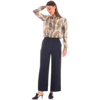 Abbigliamento Donna Pantaloni Alberto Aspesi 43964-541 Blu