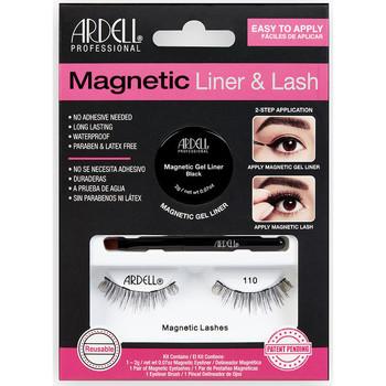 Bellezza Donna Mascara Ciglia-finte Ardell Magnetic Liner & Lash 110 Liner +  2 lashes