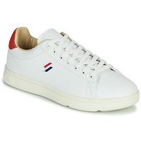 Scarpe Uomo Sneakers basse Superdry VINTAGE TENNIS Bianco