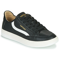 Scarpe Uomo Sneakers basse Superdry BASKET LUX LOW TRAINER Nero