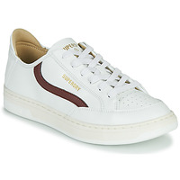 Scarpe Uomo Sneakers basse Superdry BASKET LUX LOW TRAINER Bianco
