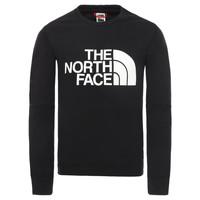 Abbigliamento Bambino Felpe The North Face DREW PEAK LIGHT CREW Nero