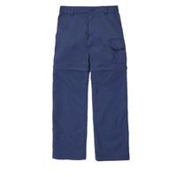 Abbigliamento Bambina Pantaloni 5 tasche Columbia SILVER RIDGE IV CONVTIBLE PANT Marine