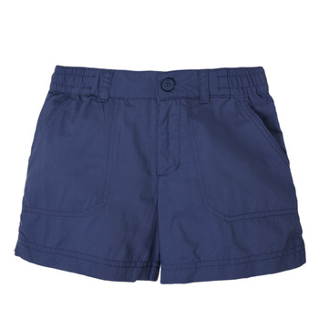 Abbigliamento Bambina Shorts / Bermuda Columbia SILVER RIDGE SHORT Marine