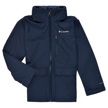 Abbigliamento Bambino Parka Columbia VEDDER PARK JACKET Marine