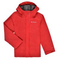 Abbigliamento Bambino Giubbotti Columbia WATERTIGHT JACKET Rosso