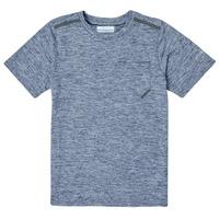 Abbigliamento Bambino T-shirt maniche corte Columbia TECH TREK Marine