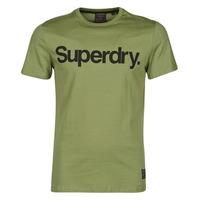 Abbigliamento Uomo T-shirt maniche corte Superdry MILITARY GRAPHIC TEE 185 Kaki