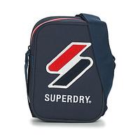 Borse Pochette / Borselli Superdry SPORTSTYLE SIDE BAG Marine