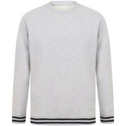 Abbigliamento Felpe Front Row FR840 Grigio/Blu