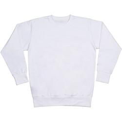 Abbigliamento Uomo Felpe Mantis M194 Bianco