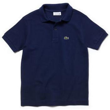 Abbigliamento Unisex bambino Polo maniche corte Lacoste JPJ2909