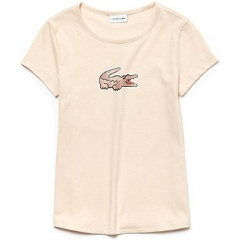 Abbigliamento Unisex bambino T-shirt maniche corte Lacoste TJ2929