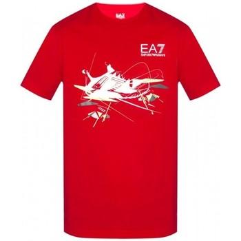 Abbigliamento Uomo T-shirt & Polo Ea7 Emporio Armani 3ZPT50