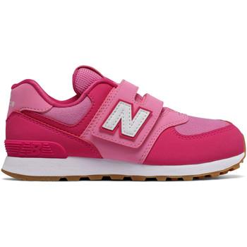 Scarpe Unisex bambino Sneakers basse New Balance YV 574