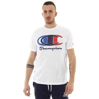 Abbigliamento Uomo T-shirt maniche corte Champion 214306