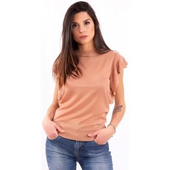 Abbigliamento Donna T-shirt maniche corte Fracomina FR20SM806 Colourless