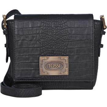 Borse Donna Bisacce Silvio Tossi - Swiss Label Borsetta 12705-05 nero