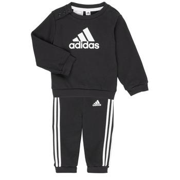 Abbigliamento Unisex bambino Completo adidas Performance BOS JOG FT Nero