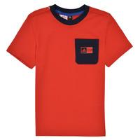 Abbigliamento Bambino Completo adidas Performance LB DY SHA SUM Rosso / Marine