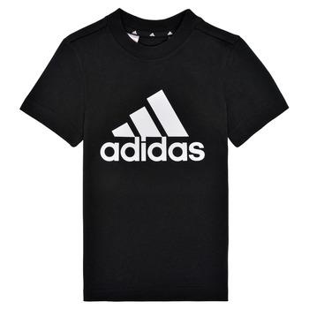 Abbigliamento Bambino T-shirt maniche corte adidas Performance B BL T Nero